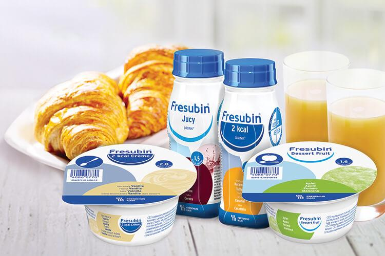Fresubin, your effective nutritional solution
