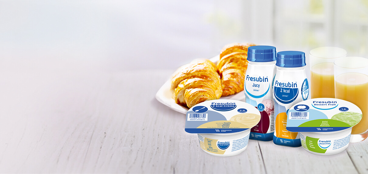 Fresubin Products healthy breakfast